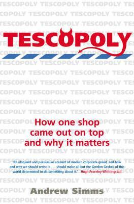 Tescopoly by Andrew Simms