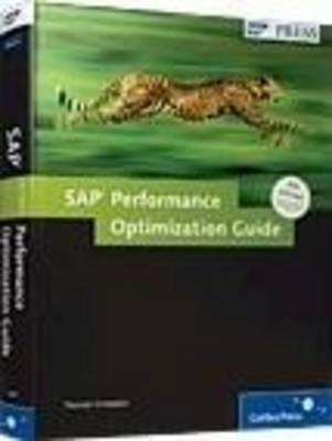 SAP Performance Optimization Guide 6th Edition