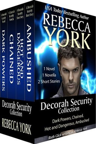 Decorah Security Collection (Decorah Security #3-6)