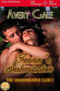 Jenna's Submission (The ShadowDance Club, #2)
