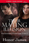Their Mating Illusion (Paranormal Protections Unit #2)