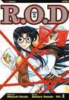 R.O.D. Read or Die 1 (R.O.D. Read or Die, #1)