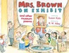 Mrs. Brown on Exhibit: And Other Museum Poems