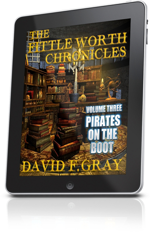 Pirates on The Boot (The Fittleworth Chronicles #3)