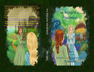 The Wizard In Wonderland - Cover A (Book 1 of Oz-Wonderland Series)