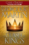 A Clash of Kings  (A Song of Ice and Fire, #2) by George R.R. Martin