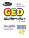 GED Mathematics (REA) -- The Best Test Prep for the  GED