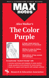MAX Notes on Alice Walker's The Color Purple