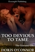 Too Devious to Tame (The Giovanni Clan #3)