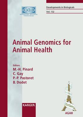 Animal Genomics for Animal Health