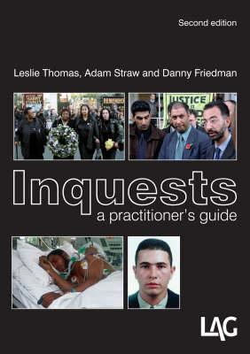 Inquests: A Practitioner's Guide