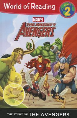 The Mighty Avengers: The Story of the Avengers