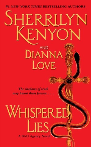 Whispered Lies by Sherrilyn Kenyon