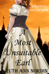 A Most Unsuitable Earl (Marriage By Scandal, #2)
