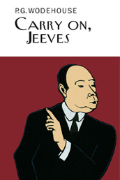 Carry on, Jeeves by P.G. Wodehouse