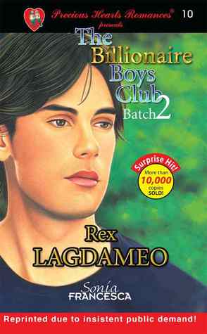 Rex Lagdameo (The Billionaire Boys Club, #10)