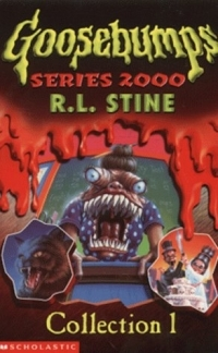 Goosebumps 2000 Series Collection #1 (Goosebumps Series 2000, #1-3)