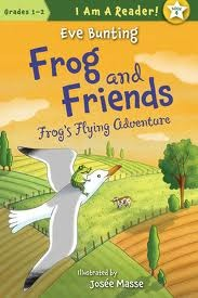 Frog's Flying Adventure (Frog and Friends, #4)