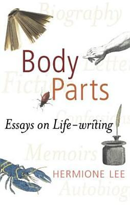 Body Parts by Hermione Lee