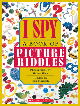 I Spy by Jean Marzollo