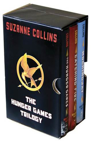 The Hunger Games Trilogy Boxset by Suzanne Collins