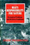 Man's Responsibility for Nature: Ecological Problems and Western Traditions