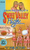 """""""V"""" Is for Victory (Sweet Valley High, #114)"""