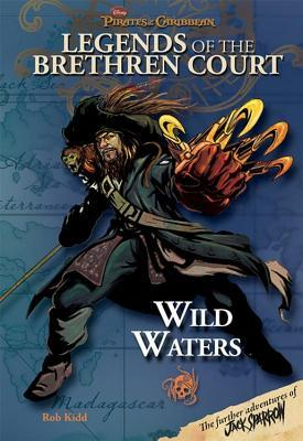 Wild Waters (Pirates of the Caribbean: Legends of the Brethren Court #4)