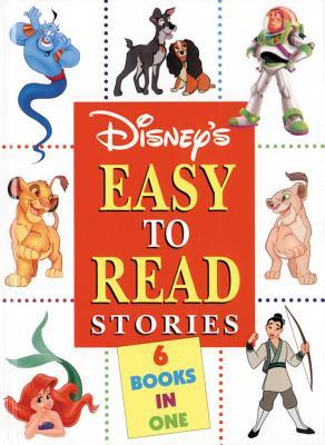 Easy-to-Read Stories: 6 Books in One