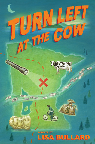 Image result for Turn left at the cow book cover