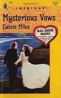 Mysterious Vows (Mail Order Brides #1)