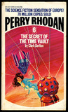 The Secret Of The Time Vault (Perry Rhodan - English, #6)