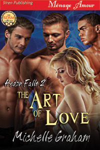 The Art of Love (Hedon Falls, #2)