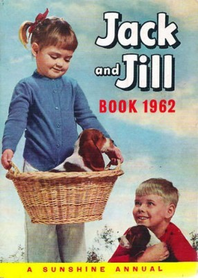 Jack and Jill Annual 1962