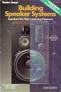 Building Speaker Systems: Speakers for your Listening Pleasure
