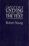 Untying the Text: A Post-Structuralist Reader