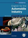 English for the Automobile Industry by Marie Kavanagh
