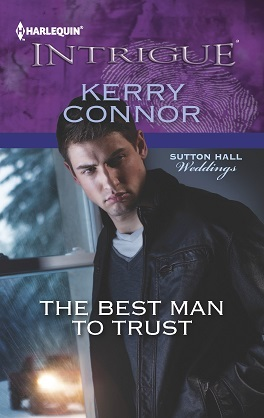 The Best Man to Trust (Harlequin Intrigue 1429)