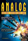 Analog Science Fiction and Fact, May 2013