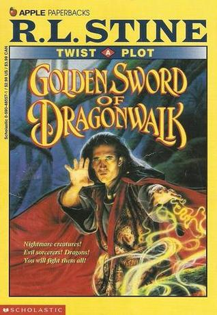 Golden Sword of Dragonwalk by R.L. Stine