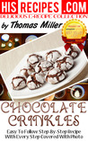 Chocolate Crinkles Recipe: Step-By-Step Photo Recipe