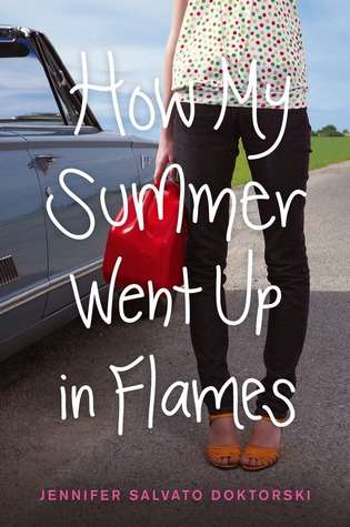 Image result for how my summer went up in flames