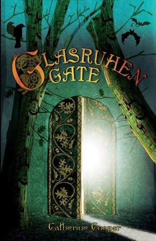 Glasruhen Gate by Catherine  Cooper