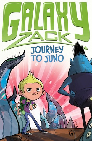 Galaxy Zack: Journey to Juno