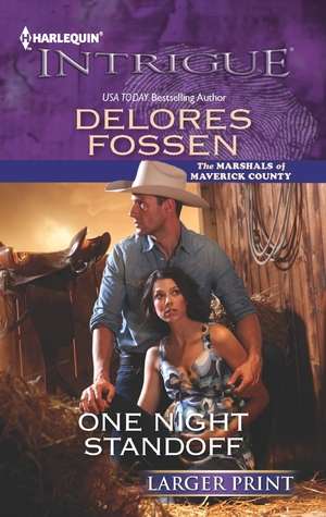 One Night Standoff (The Marshals of Maverick County, #2)