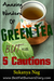 Amazing Wonders of Green Tea BUT With 5 Cautions!