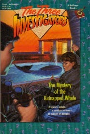 The Mystery of the Kidnapped Whale by Marc Brandel