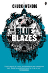 The Blue Blazes (Mookie Pearl, #1)
