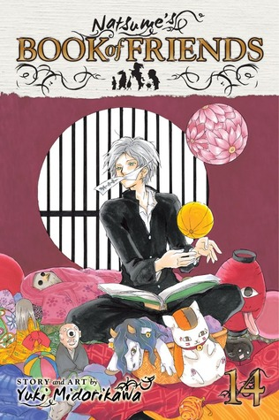 Natsume's Book of Friends, Vol. 14 (Natsume's Book of Friends #14)