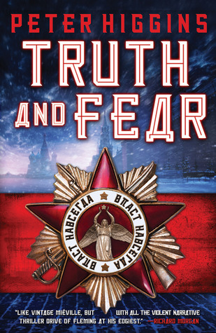 Truth and Fear (Wolfhound Century #2)